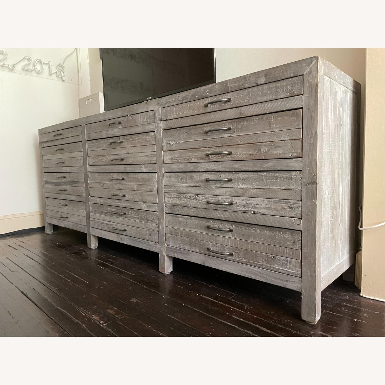 ABC Home & Carpet Oversized Wooden Dresser - image-1