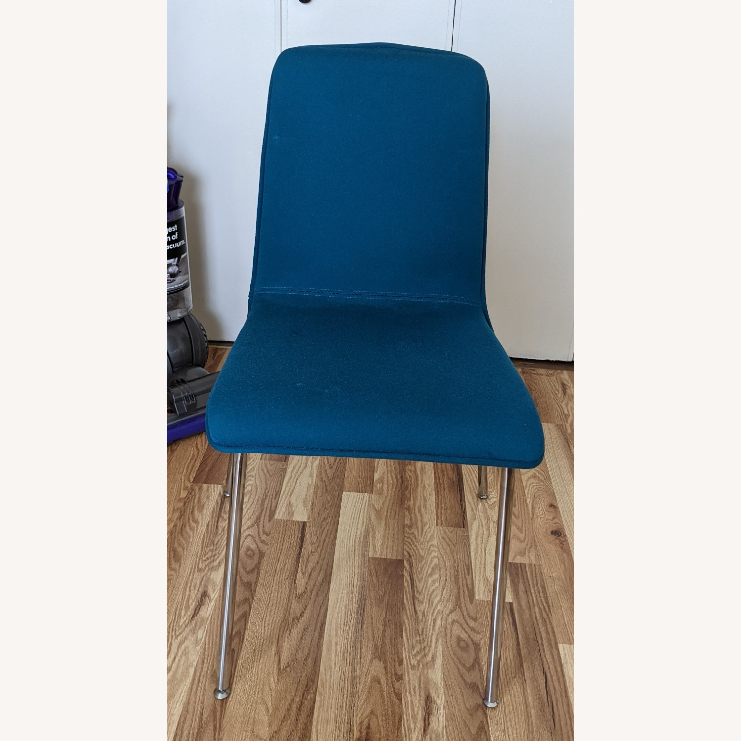 Target Blue Accent Chair - image-3