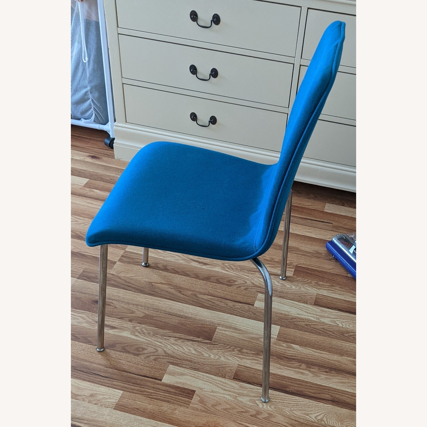 Target Blue Accent Chair - image-2