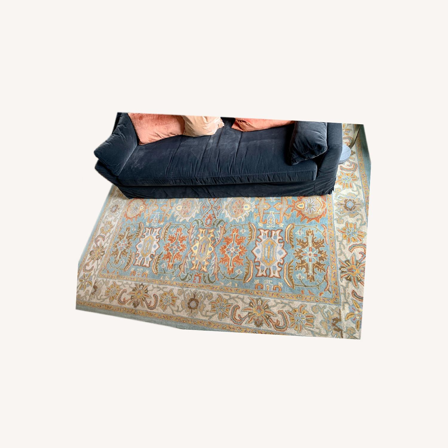Safavieh Heritage Collection Blue Rug - image-0