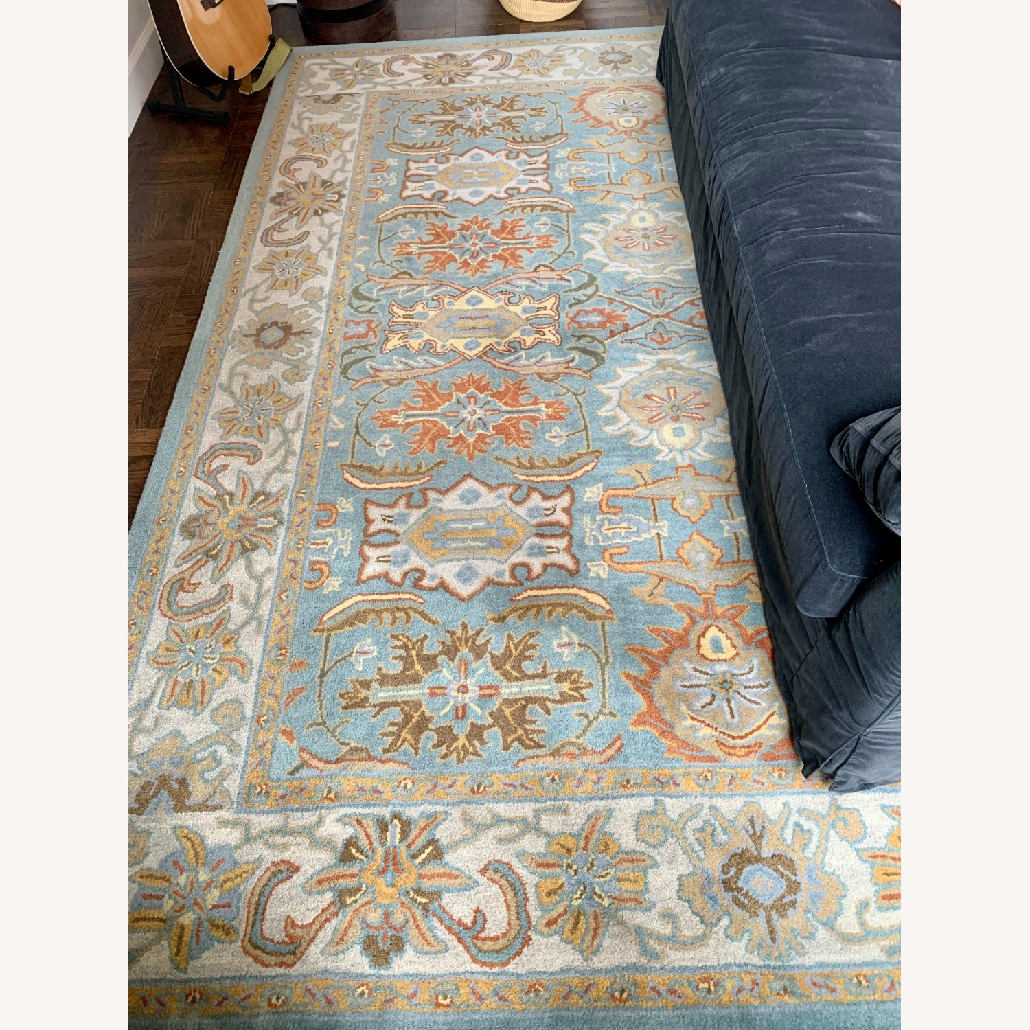 Safavieh Heritage Collection Blue Rug - image-5