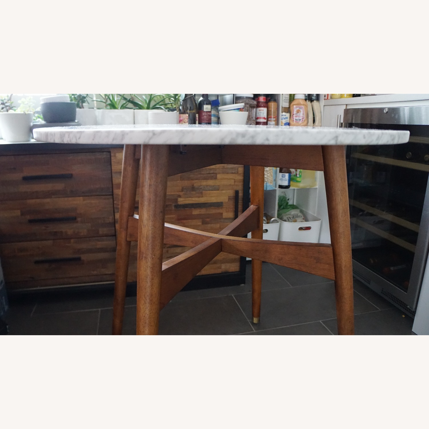 West Elm Reeve Dining Table - image-2