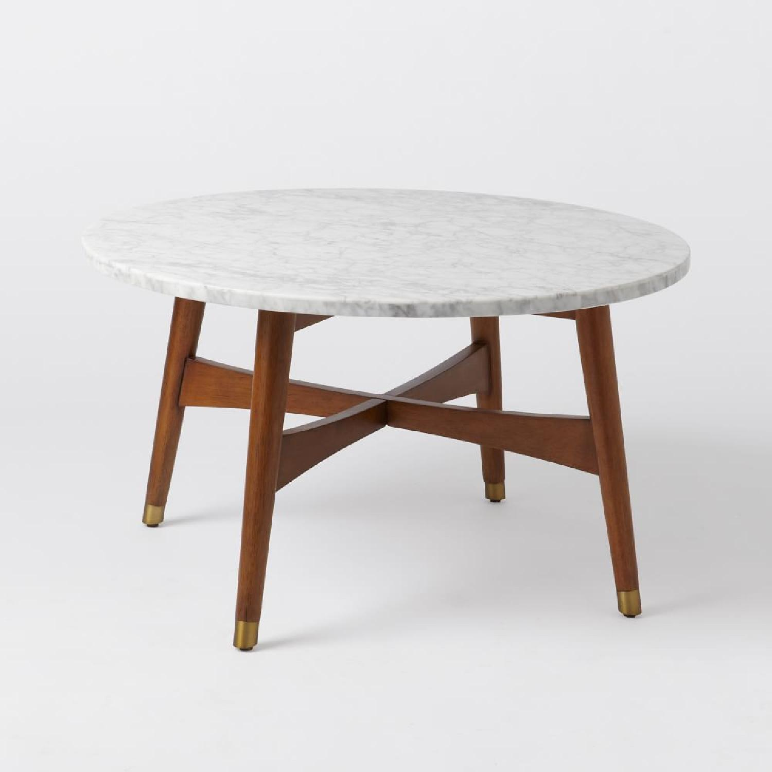 West Elm Reeve Dining Table - image-4