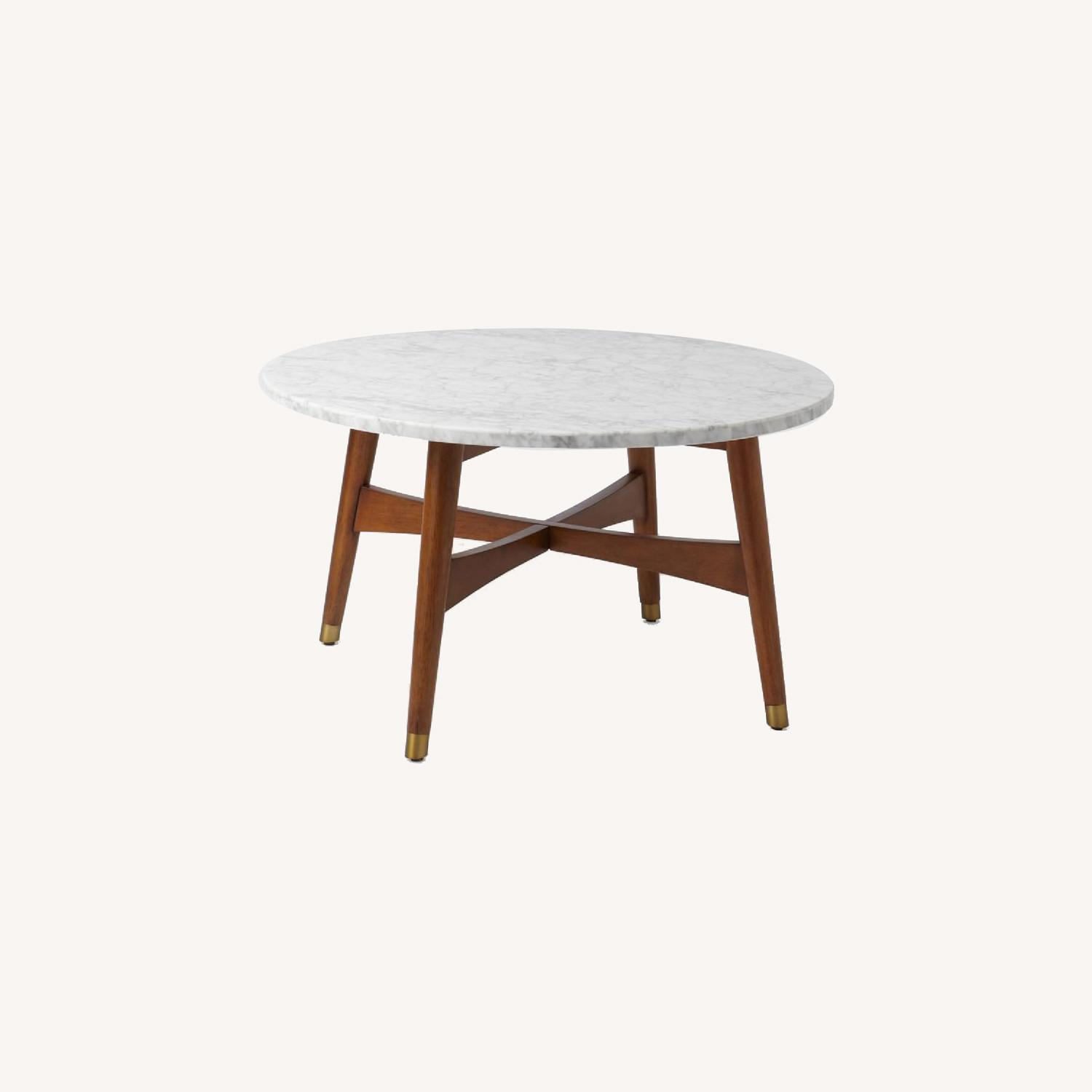 West Elm Reeve Dining Table - image-0