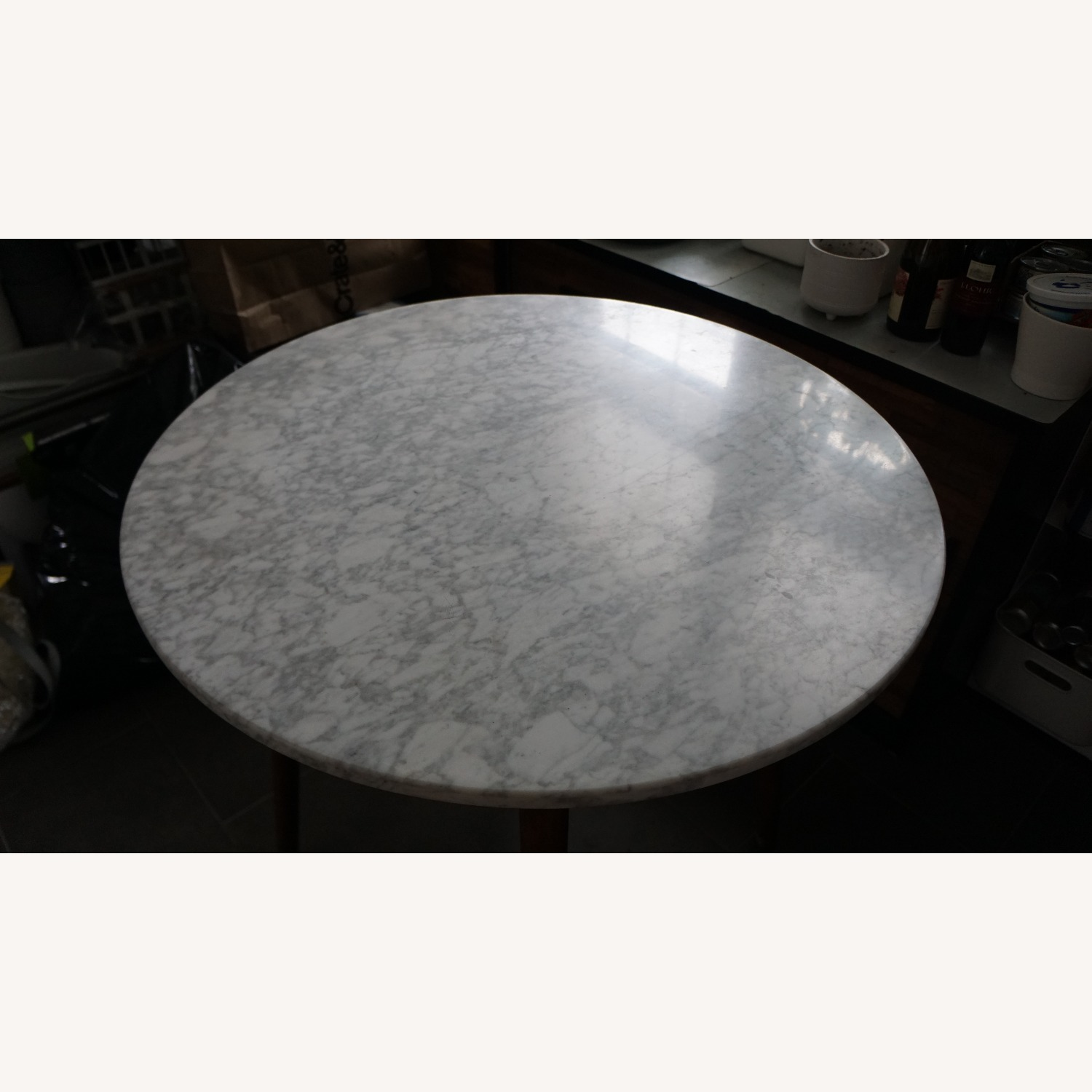 West Elm Reeve Dining Table - image-3