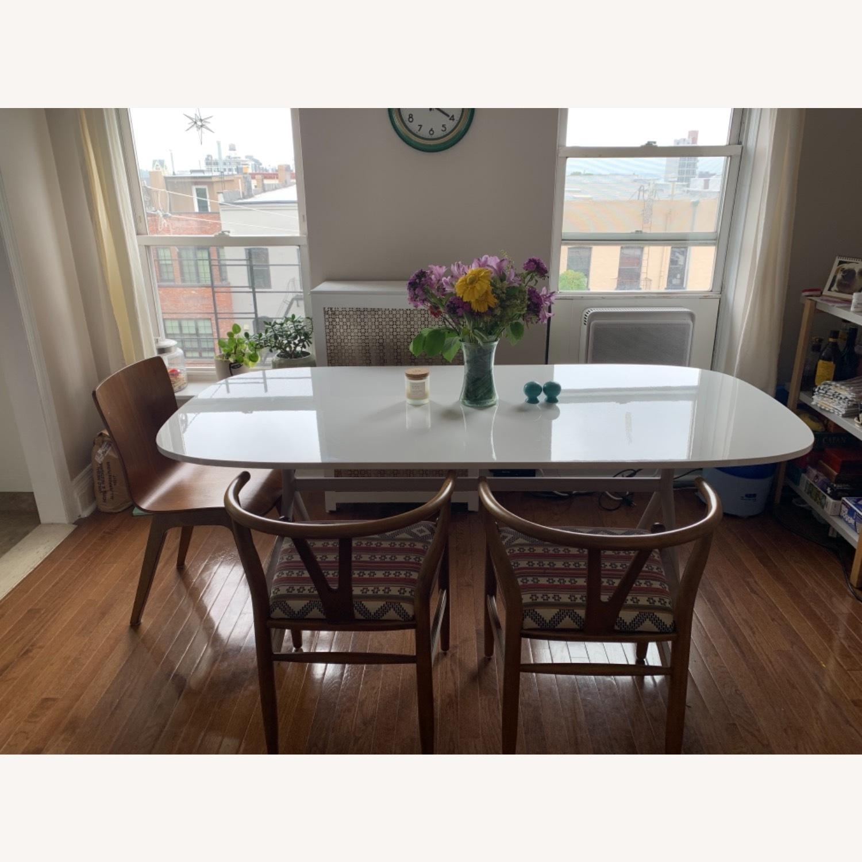 IKEA Midcentury Modern Dining Table - image-1