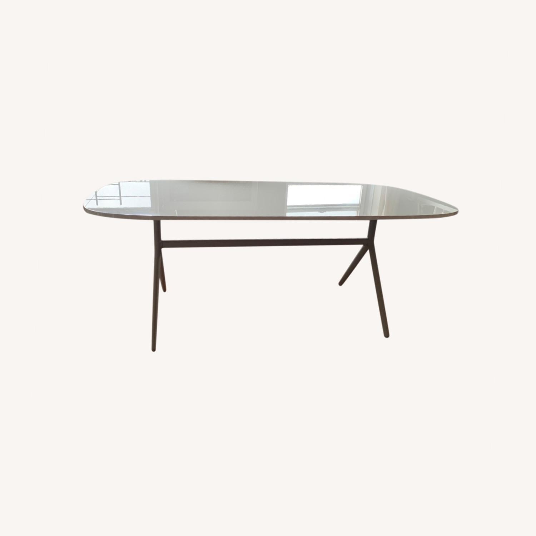 IKEA Midcentury Modern Dining Table - image-0
