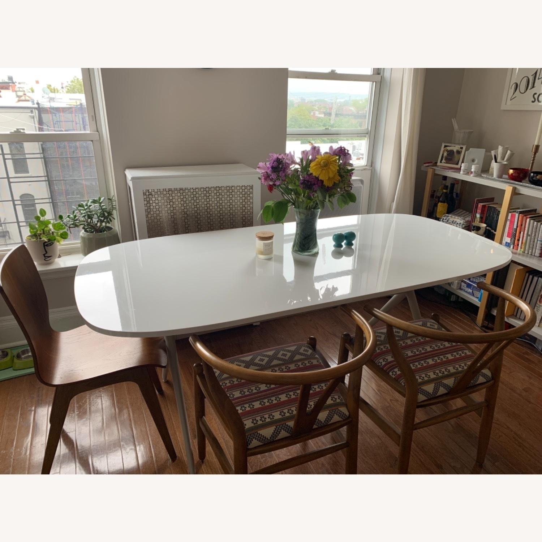 IKEA Midcentury Modern Dining Table - image-2