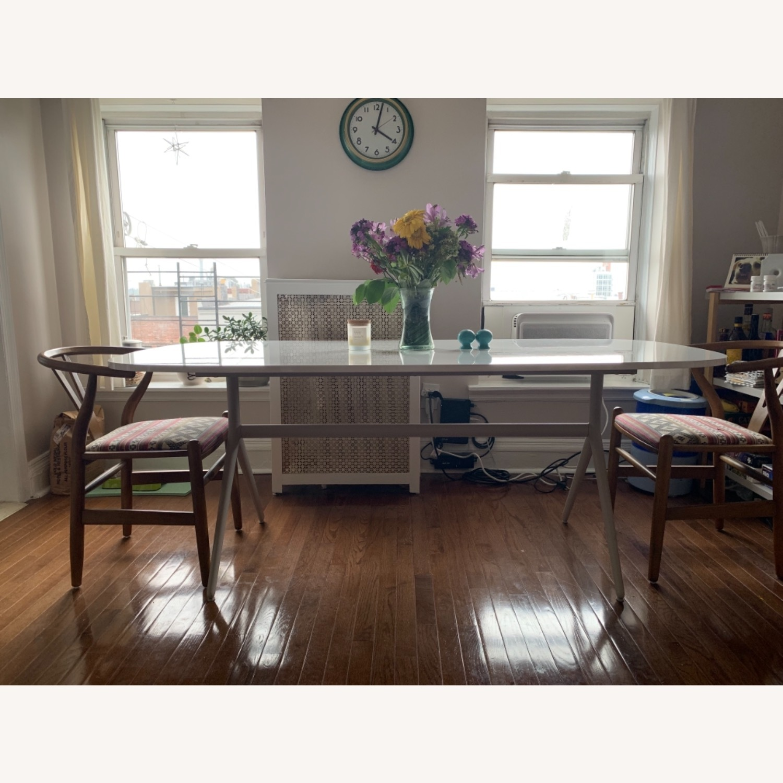 IKEA Midcentury Modern Dining Table - image-3
