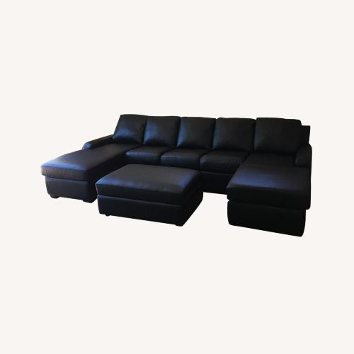 Used American Leather Couch for sale on AptDeco