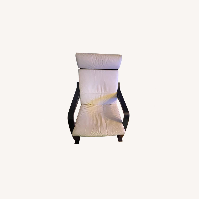 IKEA PONG Rocking Chair - image-0
