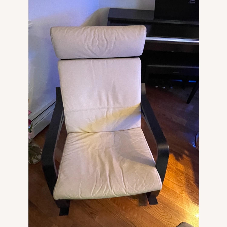 IKEA PONG Rocking Chair - image-1