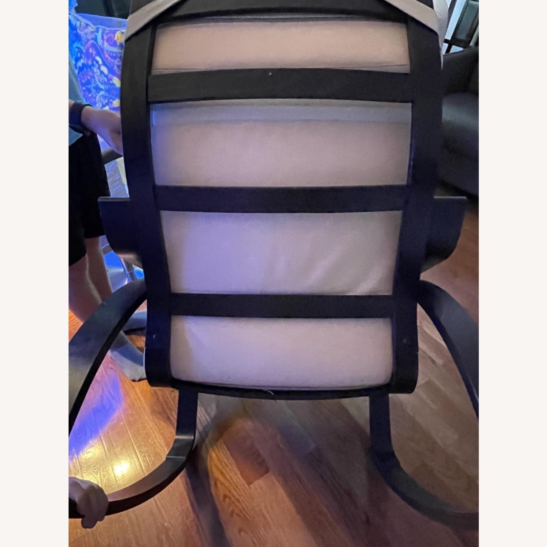 IKEA PONG Rocking Chair - image-2