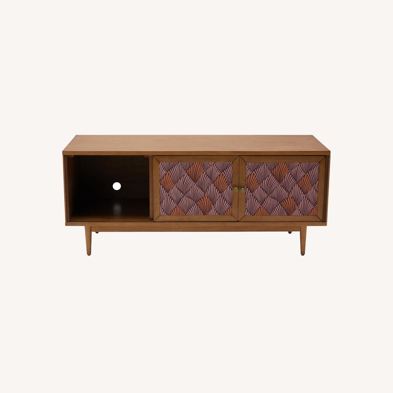 Art Deco TV Stand - image-0