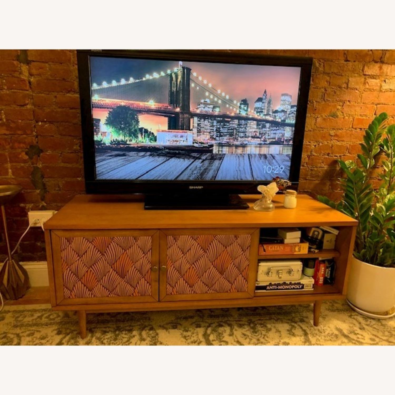 Art Deco TV Stand - image-5