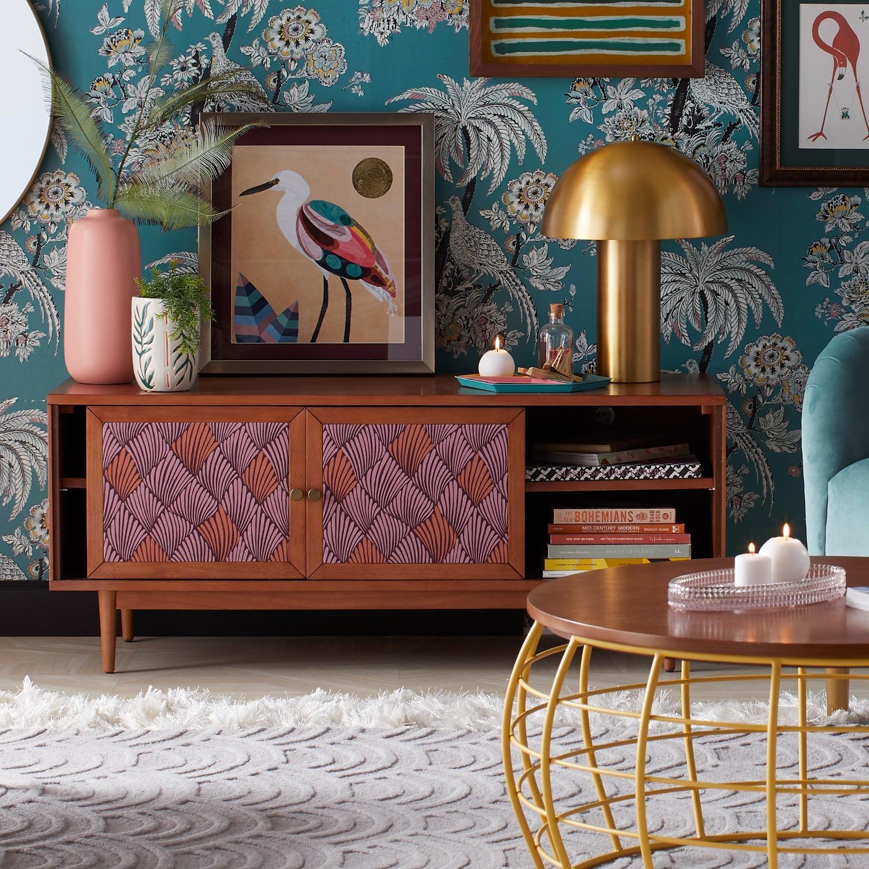 Art Deco TV Stand - image-3