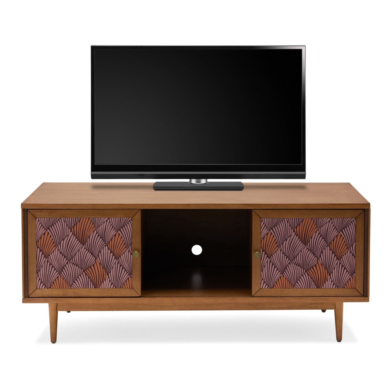 Art Deco TV Stand - image-6