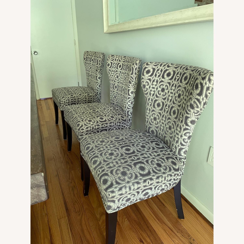 Set of 3 Cynthia Rowley Chairs - image-1