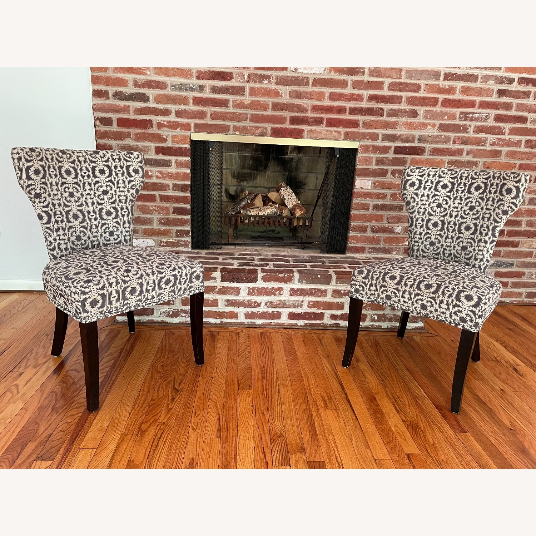 Set of 3 Cynthia Rowley Chairs - image-0