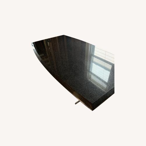 Used Imperial USA Real Granite Table for sale on AptDeco