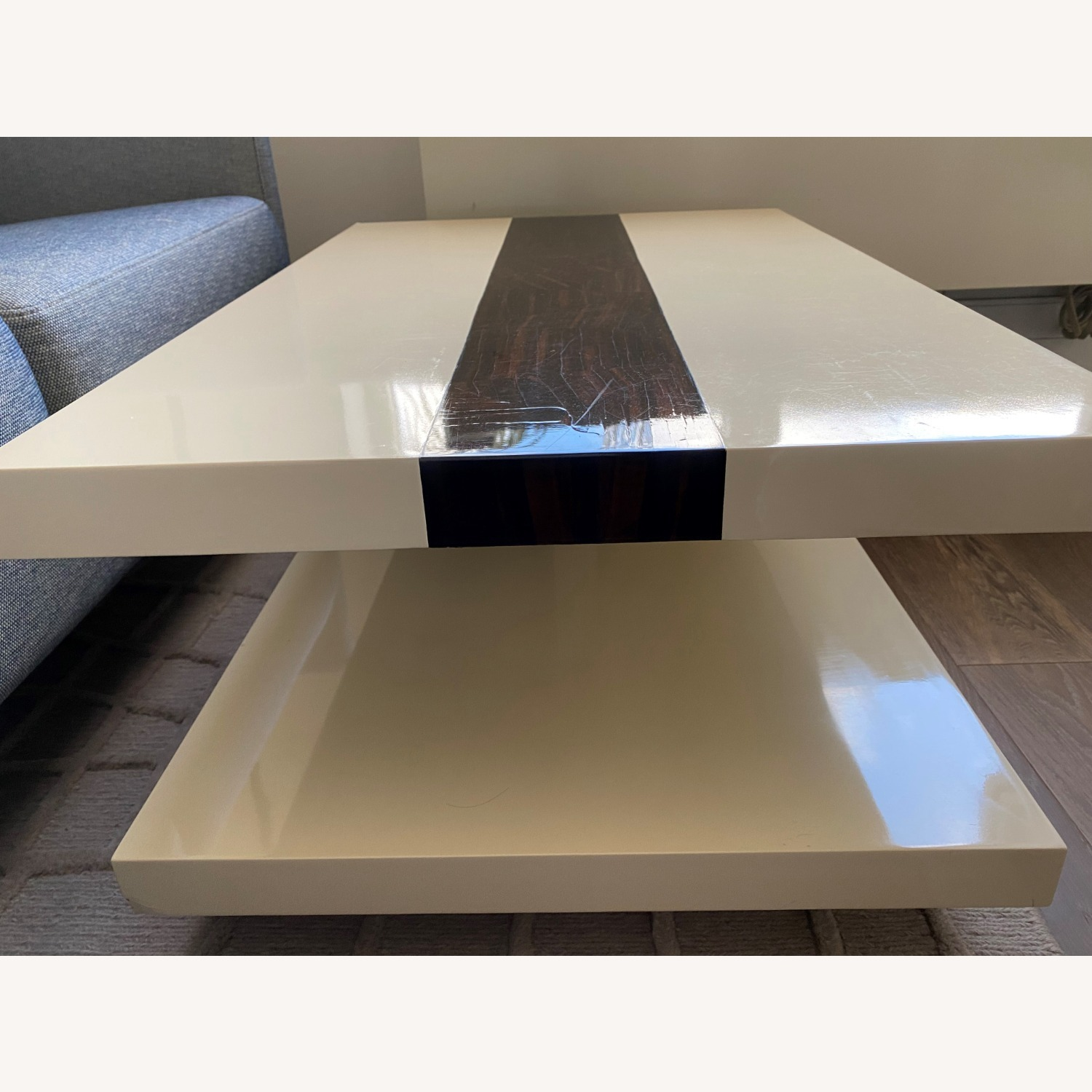 Taylor Made Custom Coffee Table with Storage - image-0