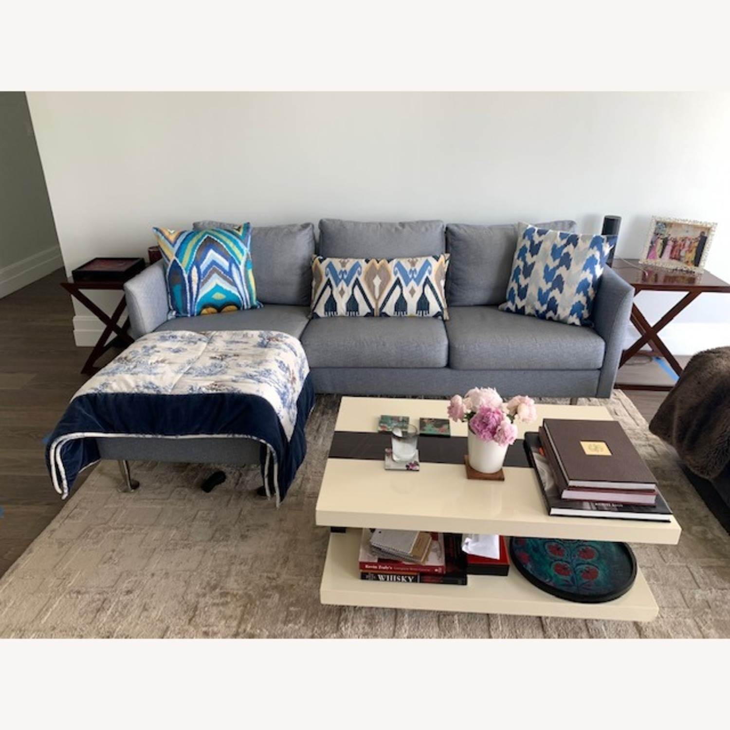 Taylor Made Custom Coffee Table with Storage - image-1