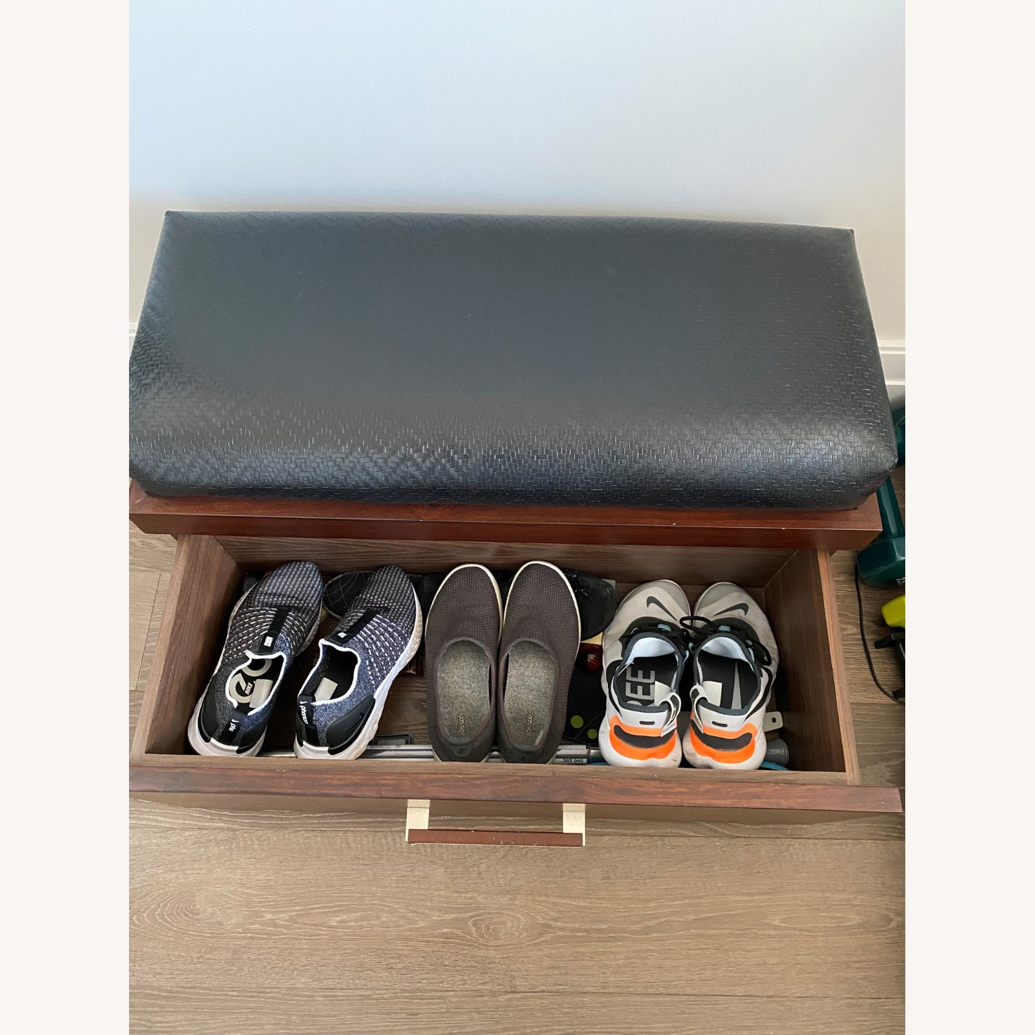 Taylor Made Custom Entryway Bench with Storage - image-2