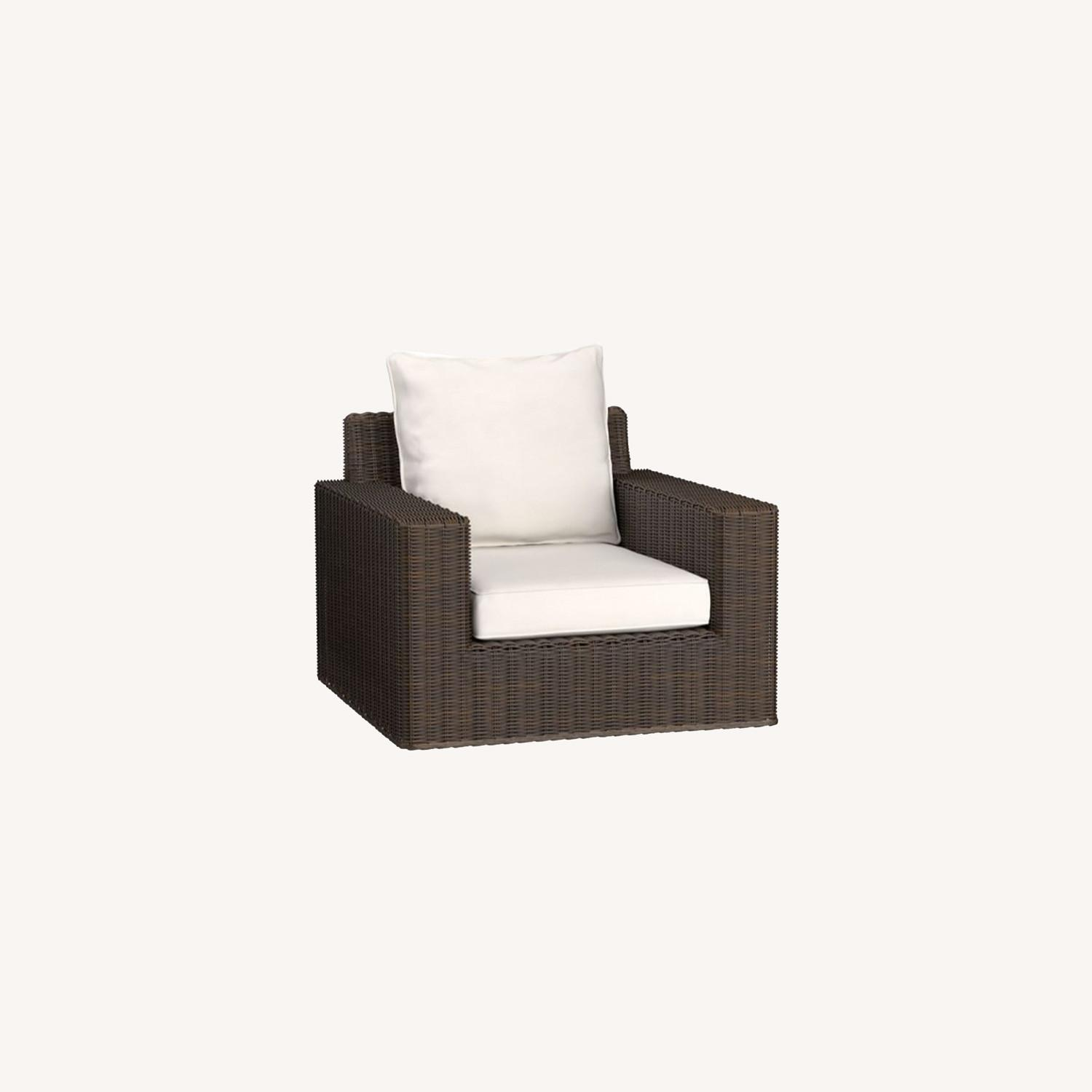 Pottery Barn Torrey All-Weather Lounge Chair - image-0