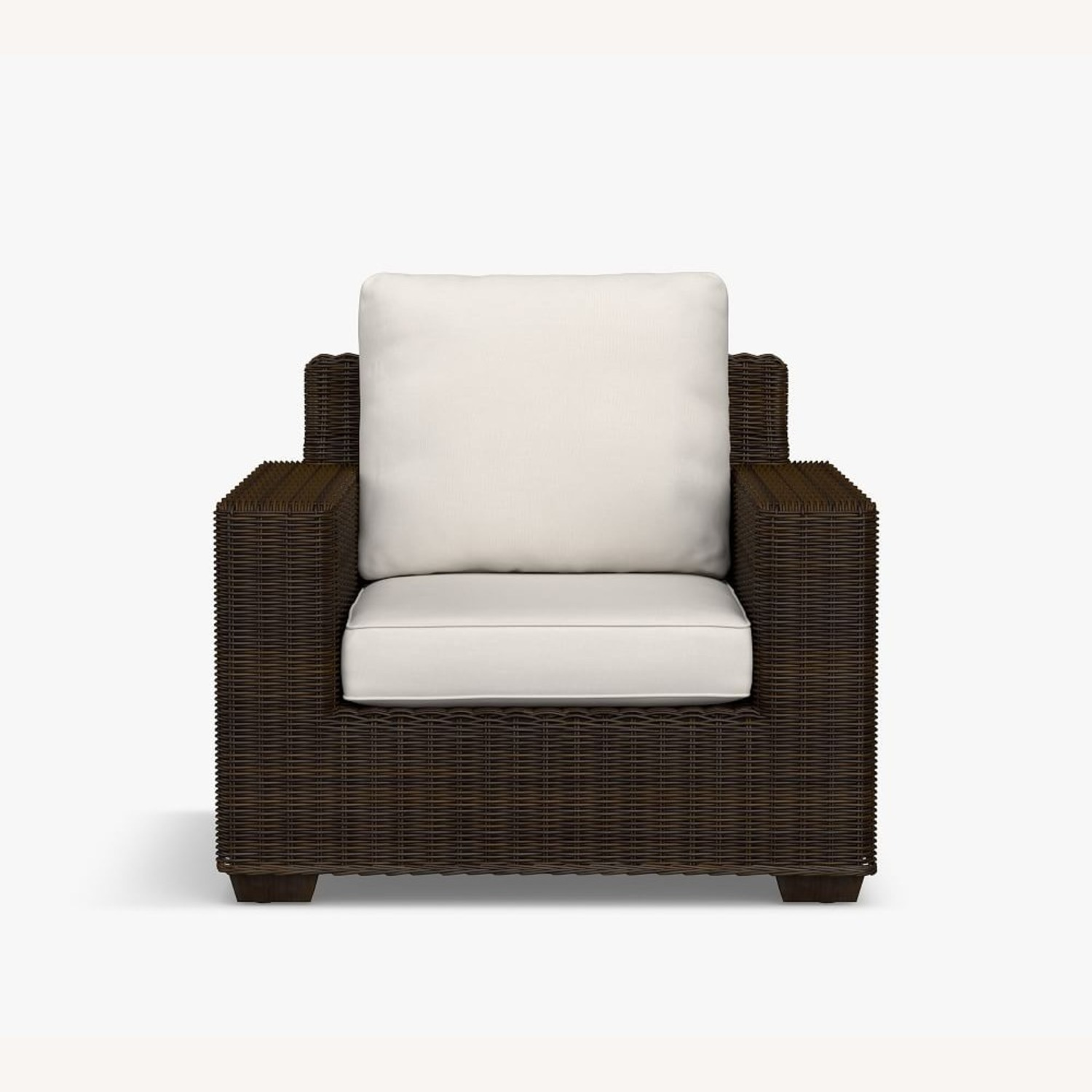 Pottery Barn Torrey All-Weather Lounge Chair - image-3
