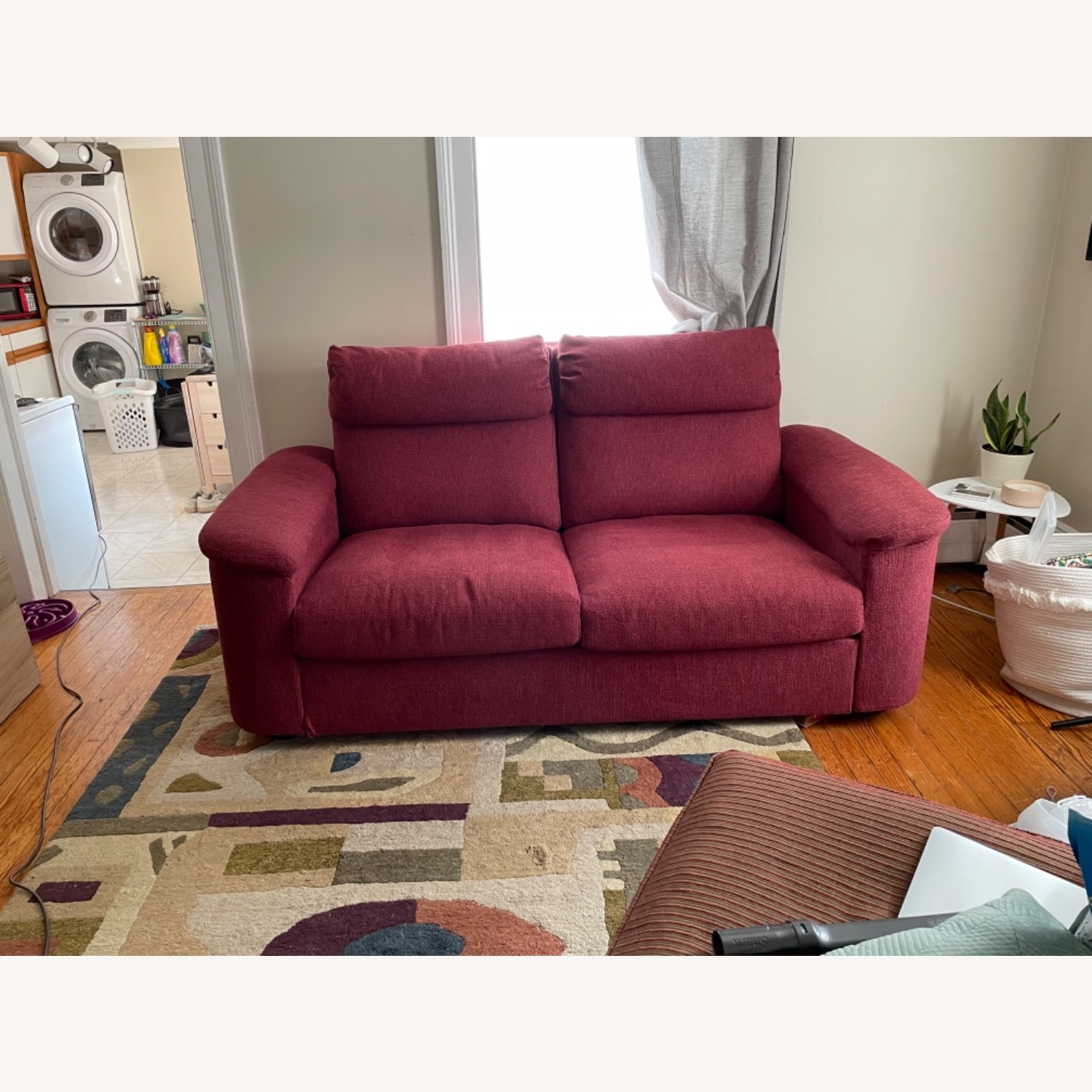 IKEA Super Comfy Couch - image-1