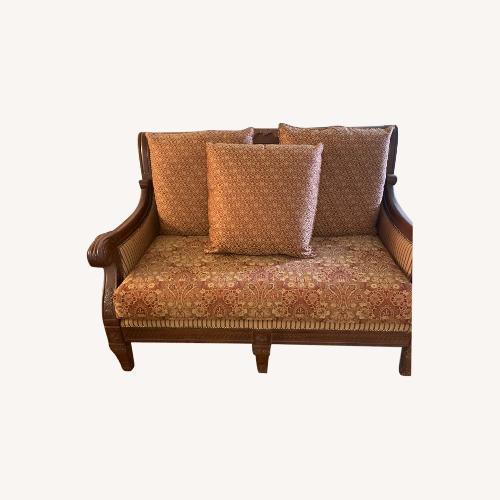 Used Najarian Furniture Loveseat for sale on AptDeco