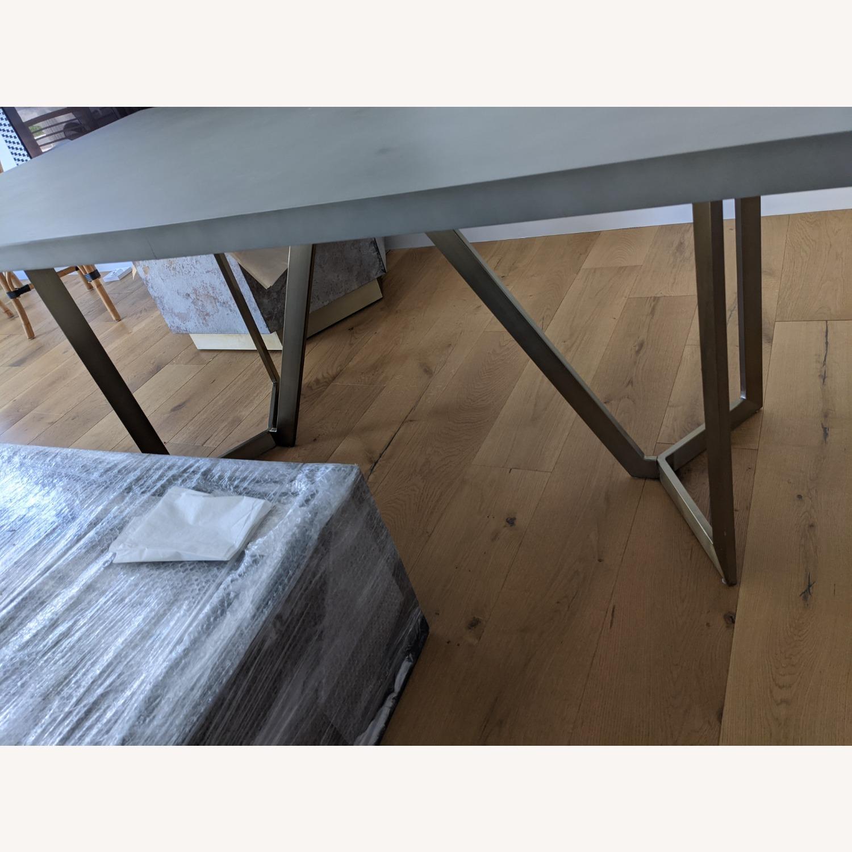West Elm Tower Concrete Table - image-4