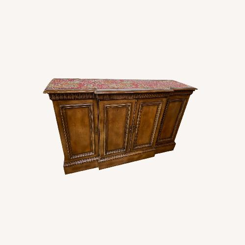 Used Baker Furniture Large Continental Breakfront for sale on AptDeco
