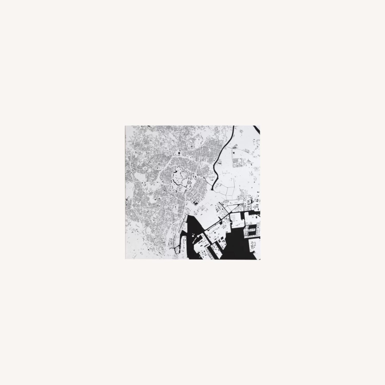 Wall Art BUNDLE Tokyo Map/Nude Shadow/Pulp Fiction - image-7