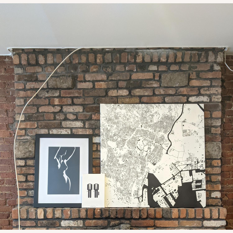 Wall Art BUNDLE Tokyo Map/Nude Shadow/Pulp Fiction - image-0