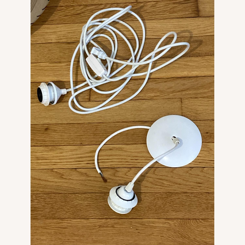 Retro Lamp Shade - Three Tiered - image-3