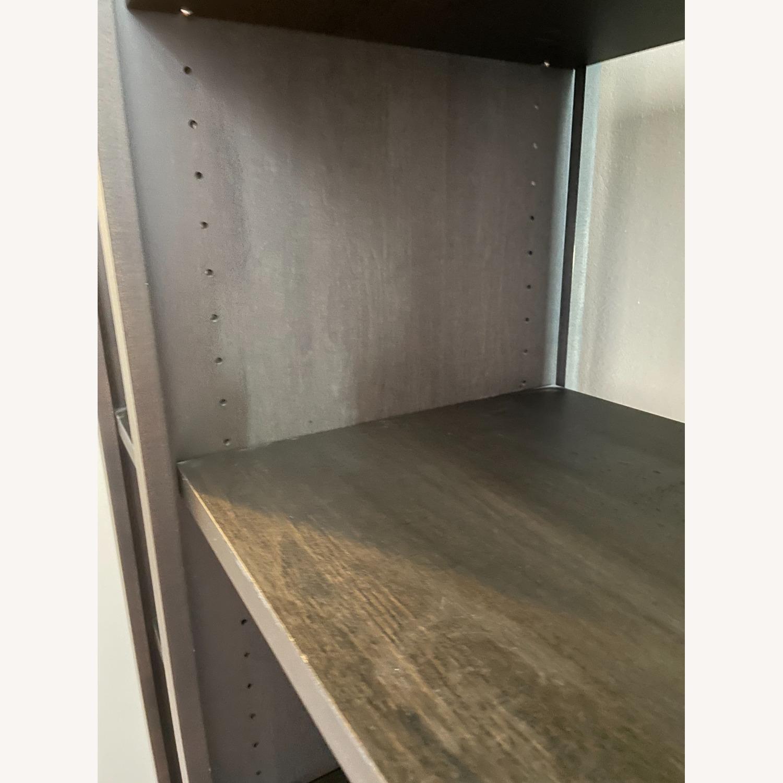Woodwind 48w 17d 72h Double Open-Back Bookcase - image-3