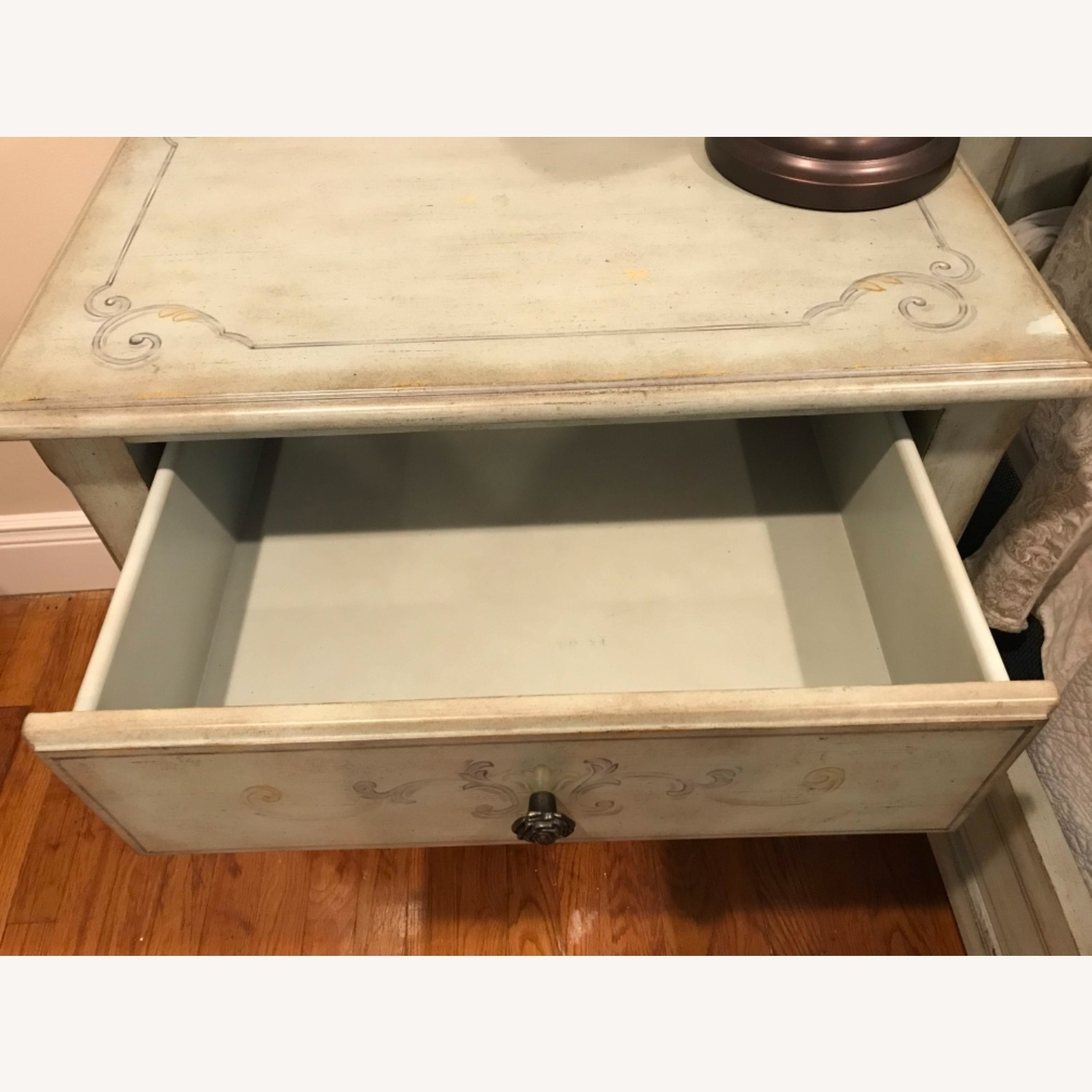 Fortunoff Country-Style Nightstand - image-2