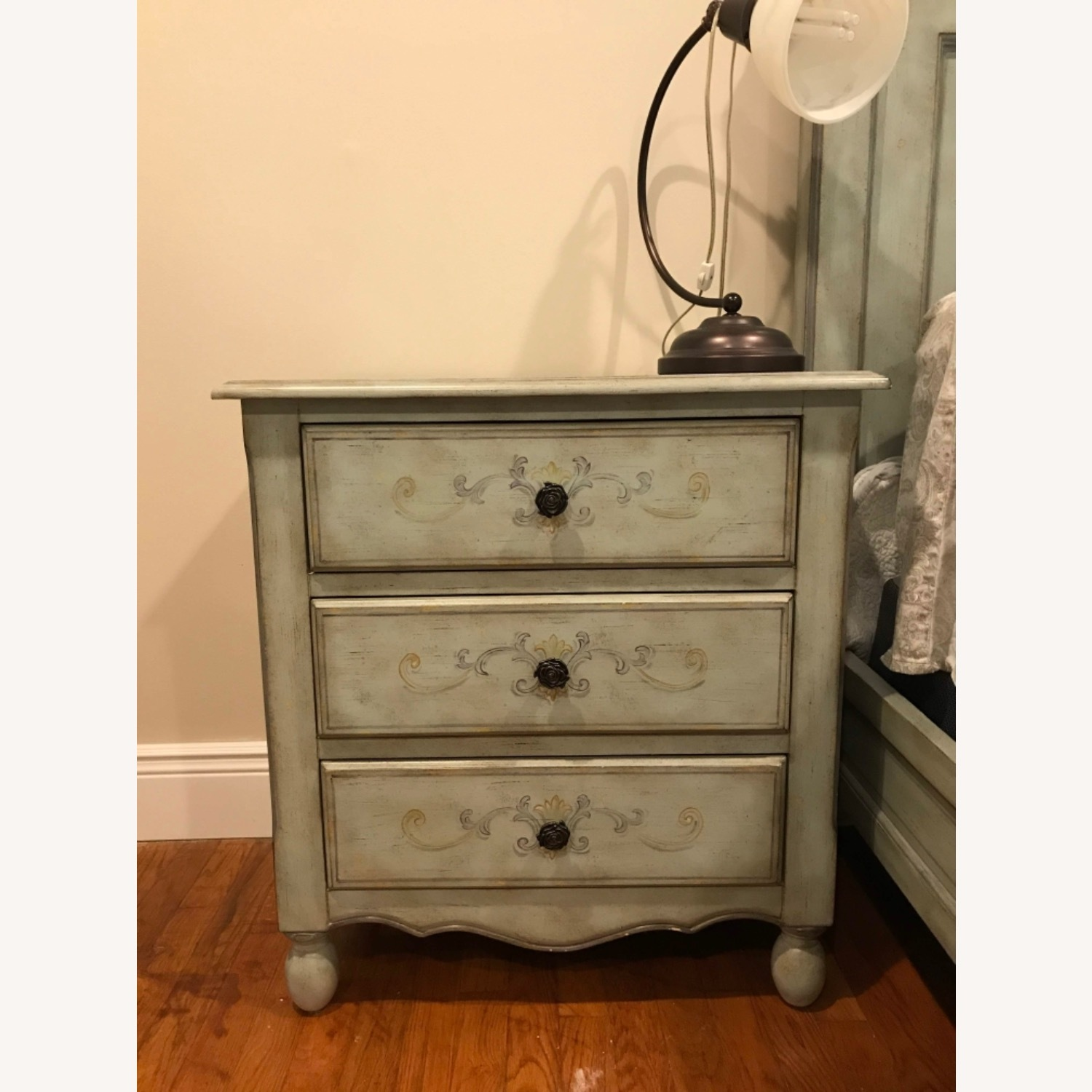 Fortunoff Country-Style Nightstand - image-4