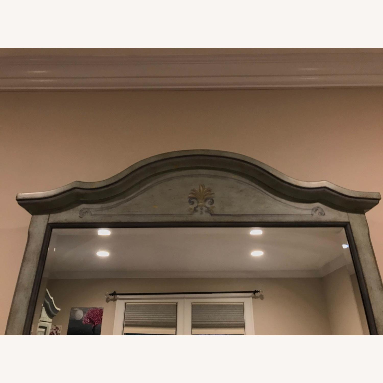 Fortunoff 6 Drawer Dresser with Mirror - image-6