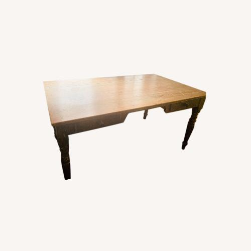Used Nadeau Dining Table Solid Wood for sale on AptDeco