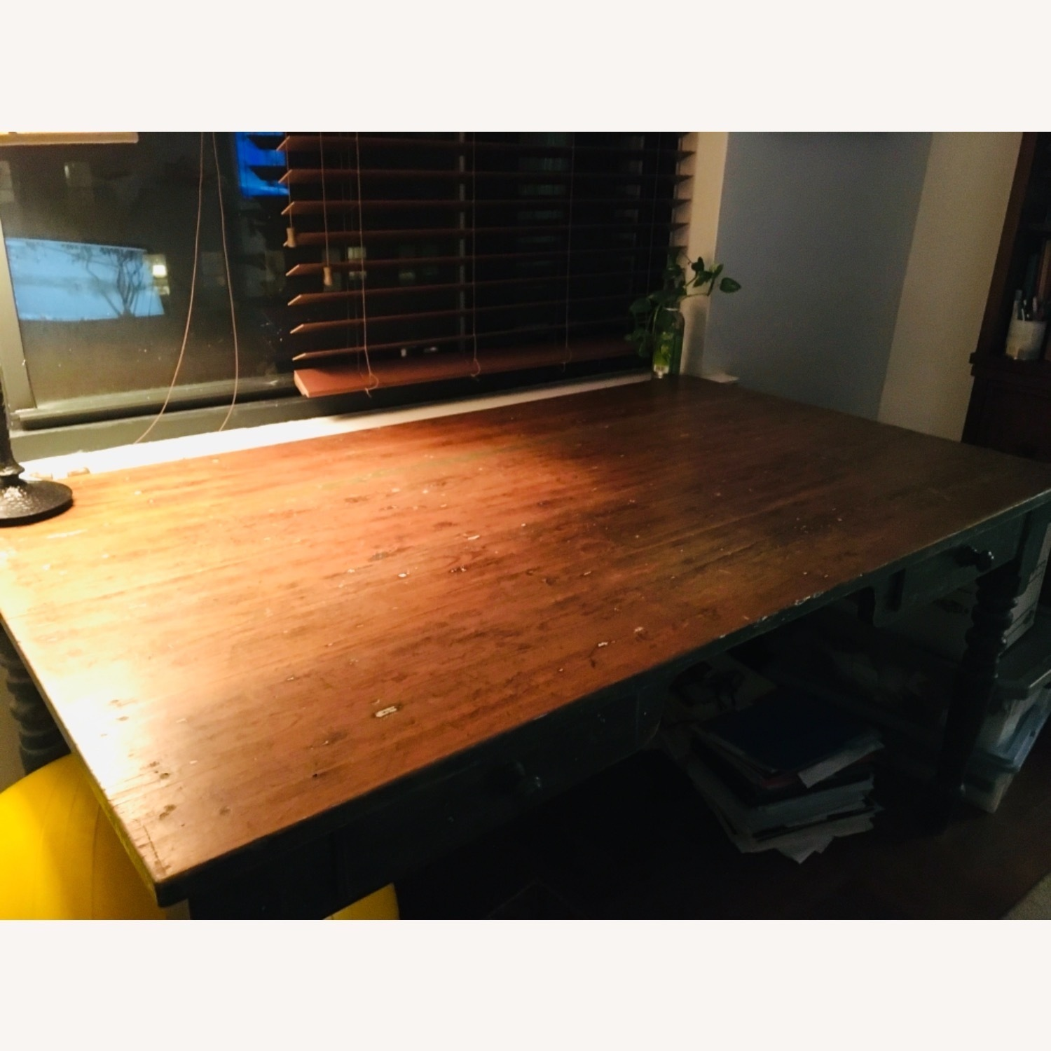 Nadeau Dining Table Solid Wood - image-13