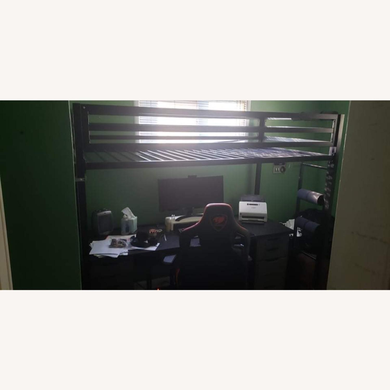 Amolife Twin Loft Bed Frame - image-0