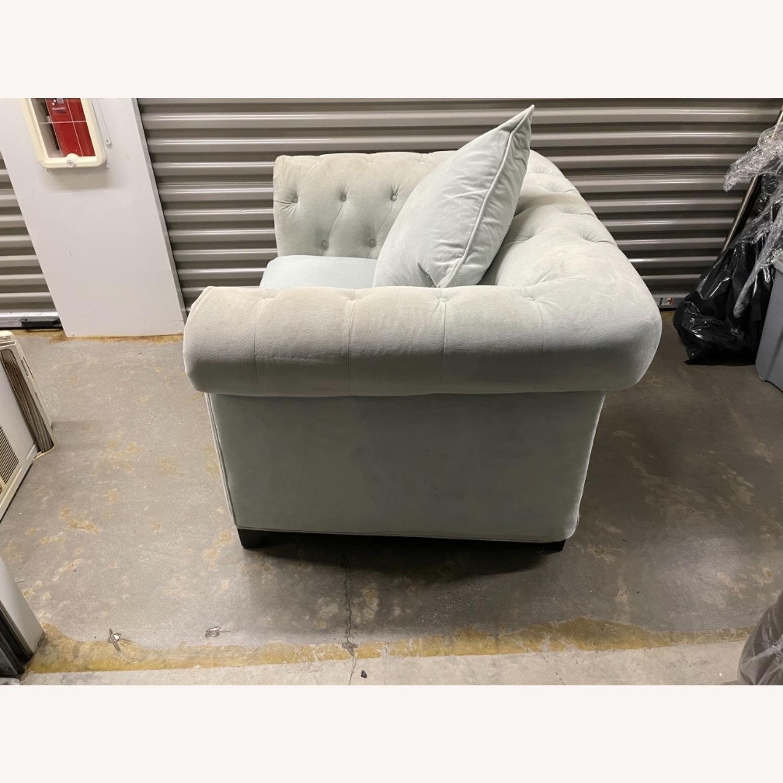 Martha Stewart Saybridge Cornflower Blue Chair - image-9