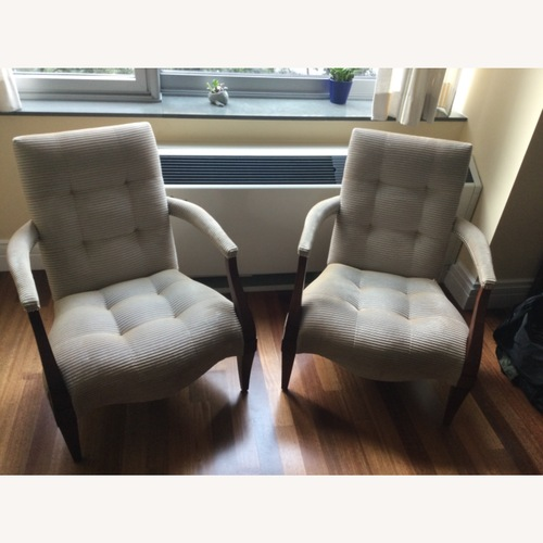 Used Donghia Accent Chairs for sale on AptDeco