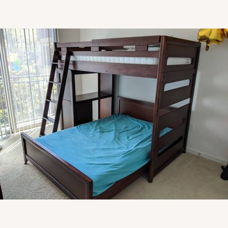 Varsity Wooden Bunk Bed - image-1