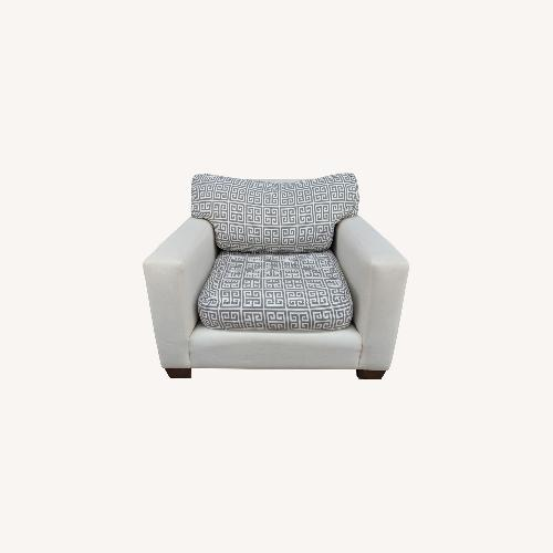 Used Pair of Quatrine New Yorker Armchairs for sale on AptDeco