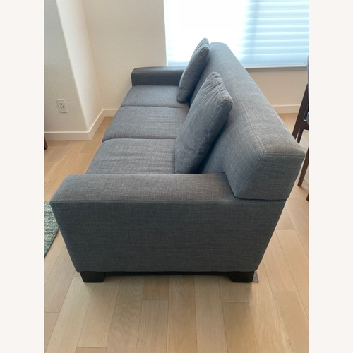 Used Living Spaces Modern Couch for sale on AptDeco