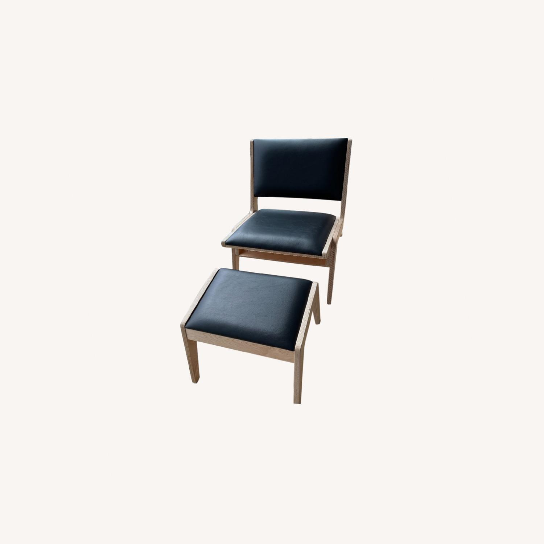Inside Weather Usonia Edgar Lounge Chair - image-0