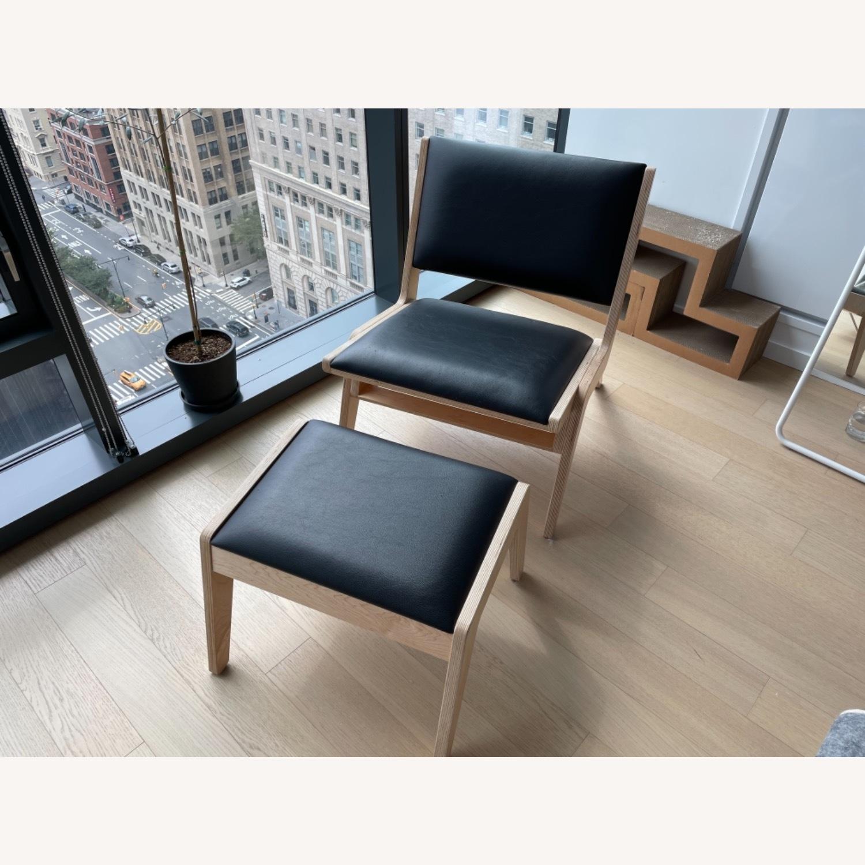 Inside Weather Usonia Edgar Lounge Chair - image-1